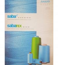 Farbkarte Saba 555