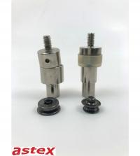 Werkzeug für Druckknöpfe Kugelform