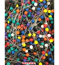 Plastikkopfstecknadel 1000 Stück